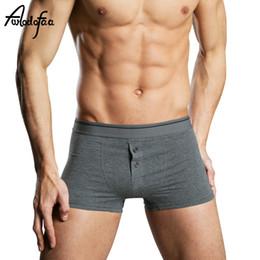 5a58042eeee0 Nueva Venta Caliente Calidad de Moda Sexy Mr Brand Men 's Boxer Shorts Hombre  Ropa Interior de Algodón Bragas Masculinas Hombres de Gran Tamaño Underpant  ...