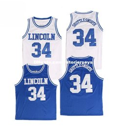 cbb8c05e2a6d China Cheap Customize Ray Allen Jesus Lincoln He Got Game Shuttles-worth  Embroidery Basketball Jersey