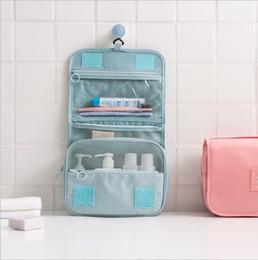 2019 uomini donne viaggio kit Trucco Borse Designer Fashion Donna Uomo Donna Trucco Organizzatore Borsa Cosmetic Bag Toilette portatile Outdoor Kit da viaggio Business Storage Bag uomini donne viaggio kit economici