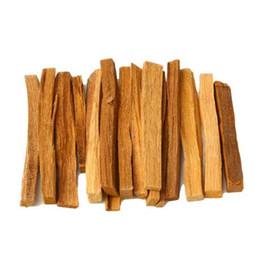Чип-палки онлайн-50 г 7 см ароматический аромат сандалии щепы сандалового дерева благовония палочки нерегулярные смолы домашнего офиса DIY Craft поставки Mayitr