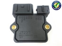 Mitsubishi spule online-Taiwan Herstellung Auto Zündspule J723T MD152999 MD160535 MD349207 J9T03571 J9T03471 Zündmodul für Mitsubishi V33 6G72