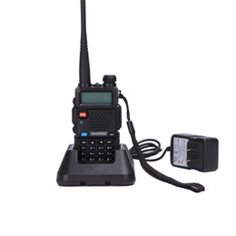 midland headset Rabatt BaoFeng UV-5R Walkie Talkie UKW / UHF136-174Mhz400-520Mhz Dual-Band-Funkgerät Baofeng Uv 5r Tragbares Walkie-Talkie