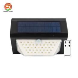 Sonnenstimme online-Grenzüberschreitende neue Solar-Voice Alarm Funk-Fernbedienung Solar-LED-Sicherheitslicht Solargartenleuchte Warn