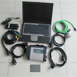 ford carro usado Desconto O portátil D630 + a estrela C4 SD do MB conectam + o estojo compacto 4 do sistema diagnóstico de SSD 2019 Xentry para o benz diagnostica