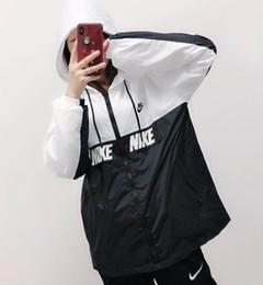 Cappello xl online-Cappotti da uomo cappotti da uomo cappotti sportivi MNK578-851919 bianco nero verde nero taglia: S M L XL XXL