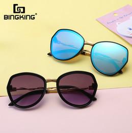2020 gafas de playa reflectantes 2019 nuevas gafas de sol modelo del año para los niños de 3-9 años boysgirls Sqaure UV400 Gafas Beach Sun fresco gafas de lentes reflectante rebajas gafas de playa reflectantes