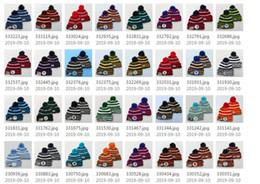 2020 neue Sport Beanies Skullies Marke gestrickte Hip Hop Hüte weiche warme Mädchen Jungen Skuilles Cap Männer Frauen Sport Beanies gestrickte Snapback von Fabrikanten