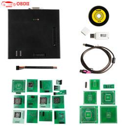 Argentina ECU Programmer XPROGM BOX V5.84 para BMW CAS4 ECU OBD2 Herramienta de diagnóstico con dispositivo USB Dongle X-PROGM V5.84 Herramienta de ajuste de chip de ECU Suministro