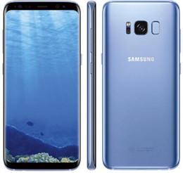 2019 галактика samsung отремонтирована Оригинальный разблокирован Samsung Galaxy S8 G950U США версия мобильного телефона 5.8
