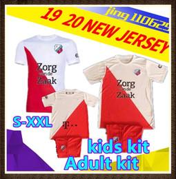 kinder jersey größen Rabatt neue Größe S-XXL CodeLatest Thai-Version 19 20 Utrecht FC Fußballtrikot CodeLatest Kit für erwachsene Kinder