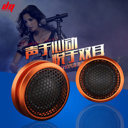 Corno di potenza online-Disponibile vendita calda 100 W Super Silk Dome Tweeter Speaker Car Power Loud Dome Tweeter Horn Altoparlante per auto di alta qualità