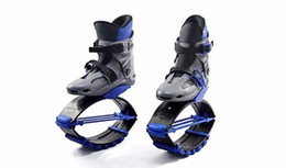 Sapatos salto desportivo on-line-Hot Sale-Kangoo Jumps Botas Sapatos de patins Bounce Shoes Crianças Adolescente Adultos Outdoor Sports fitness Sapatos