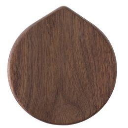 Переносные макияж онлайн-High Quality Walnut Portable  Mirror For Girl Outdoor Travel Top selling Folding Vanity Mirror Home Office Use LFB374