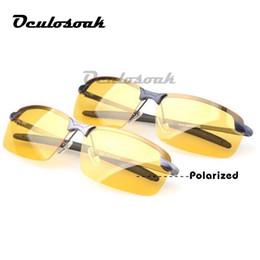 Deutschland Gelbe Linse Nachtsichtbrille Herren Polarisierte Sonnenbrille Polaroidbrille Reduziert Blendung Versorgung