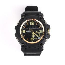 Relogio dos homens da marca esportes digitais relógio de pulso cronógrafo esporte resistência ao choque masculino gg-1000 relógios eletrônicos casuais top quality de