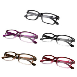 Argentina Cómodos lentes de lectura ultraligeros Presbicia 1.0 1.5 2.0 2.5 3.0 3.5 4.0 Diopter Nuevo Suministro