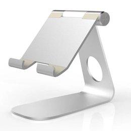 Подставка для планшета с двумя цветами из алюминиевого сплава 6 шт. / Лот от Поставщики универсальное автомобильное крепление для мобильных телефонов