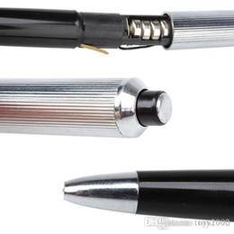 os presentes os mais engraçados da mordaça Desconto Choque elétrico Pen Toy Utilitário Gadget Gag Joke Engraçado Prank Truque Novidade Amigo Melhor Presente Frete Grátis