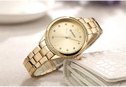 2019 relógios de senhora Moda vestido de quartzo das senhoras assistir cristais de aço completo das mulheres relógios de pulso das mulheres presentes relógio relogio feminino relógios de senhora barato