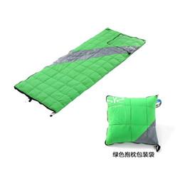 2019 bolsa en forma de sobre Saco de dormir con forma de refuerzo, saco de dormir para acampar, saco de sobre ligero 200 * 80 cm bolsa en forma de sobre baratos