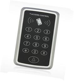 Système de contrôle d'accès de porte d'identification de 800 utilisateurs ? partir de fabricateur