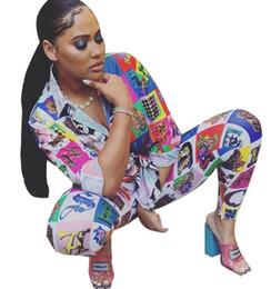 Moda 2 pezzi Set Top e pantaloni Donna Tuta Primavera Plus Size Abbigliamento casual Felpa Donna Maglione Tuta sportiva cheap plus size women yoga pants da più i pantaloni di yoga delle donne di formato fornitori