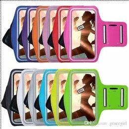 2019 capas de luxo para iphone 4s Para iphone xr 6 7 8 plus 5 5c se 5s 4g 4 4s ipod touch 4 5 6 braçadeira case titular bolsa de corrida ginásio braço pounch braço ciclismo banda de pele de luxo desconto capas de luxo para iphone 4s