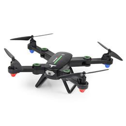 rtf rc helicóptero cámara Rebajas F16W Plegado y cepillado RC Quadcopter - RTF WiFi FPV 0.3MP Cámara Modo sin cabeza Altitud Sostener RC Drone helicópteros