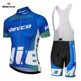 2019 conjuntos de jersey de ciclismo anti-bacterianos Coodoopai Verão Big Ciclismo Set 2020 MTB bicicleta Vestuário Corridas de roupa de bicicleta Maillot Ropa Ciclismo Ciclismo Jersey Define Road Bike Jersey