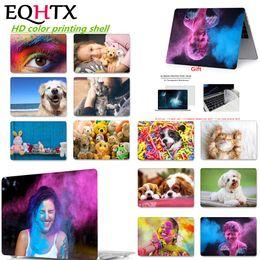 2019 hd macbook Coque d \ 'impression couleur HD Etui pour MacBook .3 Etui 11 Pro 15 Retina 12 Sacoche pour ordinateur portable Pour New Pro 13 Barre tactile promotion hd macbook