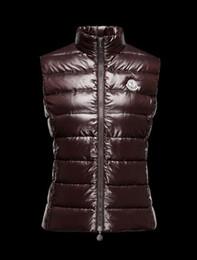 f863eab988 casacos brancos Desconto Clássico Mulheres Inverno Quente Para Baixo Colete  De Penas Vestido Jaquetas Das Mulheres