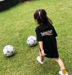 19ss Luxe Europe Milano Los Angeles Paris Design de haute qualité Tshirt Mode enfants garçon Tête De Tigre Étoile T-shirt T-shirts pour les filles ? partir de fabricateur