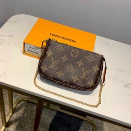 Gürtel Mode womenmen besten Damen Schulter M58009 4.5..9.5..4cm Satchel Tote-Geldbeutel Crossbody Kurier Handbagt Brieftasche neu mit Box von Fabrikanten