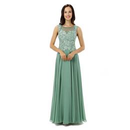 27b3ea370 Encaje O-cuello 2018 nuevas mujeres elegante vestido largo fiesta Proms para  Gratuating Fecha Ceremonia Gala noches vestidos hasta C96 dresses for  evenings ...