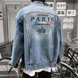 Cappotto uomo jaket online-19fw lussuosa di nuovo disegno girocollo viola cappotto jaket Uomini Donne moda casual camicie Streetwear Felpe all'aperto 3