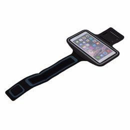 caso reflexivo iphone Desconto 1 pcs premium correndo jogging sports gym braçadeira case capa holder para iphone 6 p tira reflexiva neoprene material drop shipping # 289017
