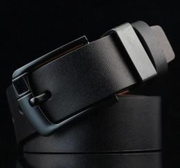 Banderas de alta calidad online-2019 de alta calidad Pin Buckle Flag hombres cinturón de cuero genuino para hombre diseñador para hombres cinturones de cuero para mujeres correa de lujo cinturones hebilla de aleación