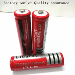 ecig box mod lila Rabatt Hohe Qualität 18650 4800mAh Lithium-Akku für Fashlight, Power Bank, Elektronik oder LED-Taschenlampe Telefon Power Case Hot Selli