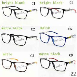 ba63585442 big frame 2018 new Fashion Eyeglasses frame