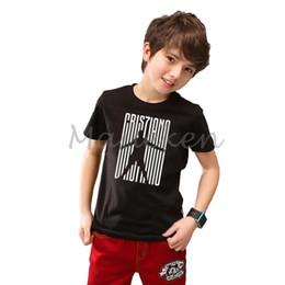 willkommene mädchen Rabatt Kinder Cr7 Cristiano Ronaldo 7 Cr7juve Willkommen Juve T-Shirt Kleidung T-Shirt Jugend Jungen Mädchen T-Shirt Oansatz T-Shirt W19032801 Y190523