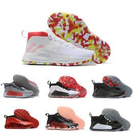 2019 damian lillard 2019 novos sapatos de basquete Damian Lillard Dame 5 V Todos Os homens de skate 4 3 2 designer original sapatilha tamanho 40-46 damian lillard barato