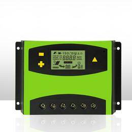 chargeur de batterie pour ordinateur portable à énergie solaire Promotion Contrôleur de chargeur solaire LD 48V50A 60A Contrôleur de tension solaire et affichage de courant solaire double 5V USB