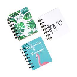 Notebooks & Schreibblöcke Blau Märchen Schöne Notebook Farbe Papier Hardcover Tagebuch Buch Planer Schule Bürobedarf Schreibwaren Notebooks