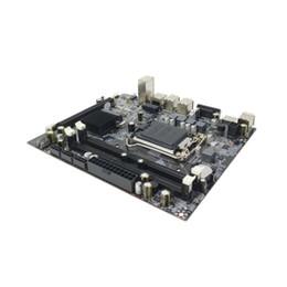 2019 ram ddr3 desktop 1156 H55 LGA DDR3 RAM Motherboard 8G SATA 6 Kanal Desktop Mainboard Computer Motherboard CPU FM1 VGA DVI Drop Shipping rabatt ram ddr3 desktop