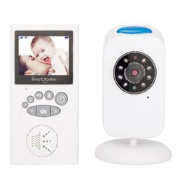 2019 ir lichter für nachtsicht babykam GB101 baby monitor sound video kindermädchenkamera 2,4 zoll lcd ir nachtlicht vision temperatur monitor lullabies günstig ir lichter für nachtsicht