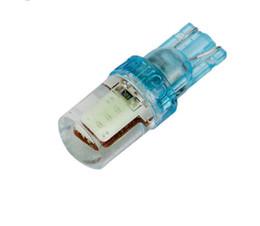 1156 ampoule ambre en Ligne-silicone 12V led t10 COB 6smd blanc / rouge / bleu / vert / ambre / bleu glace w5w ampoules led lumière inverse pour la voiture lada style
