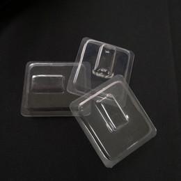 2019 Empaque al por menor para los kits de plumas Vape de COCO SMOKING Caja Mods Kit de inicio ultra portátil Vainas vacías, cubierta transparente para cartucho de vapor desde fabricantes
