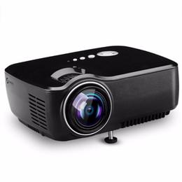 Volle hd handys online-GP70 Mini LED Projektor Full HD 1080 Projektor Für Handy Smart Home Cinema Unterstützung HDMI USB VGA Sicherheit