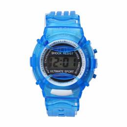 Per bambini di alta qualità orologi delle ragazze dei ragazzi Studenti orologi impermeabili Digital Sports Watch Gifts relógio all'ingrosso da allarme del braccialetto fornitori