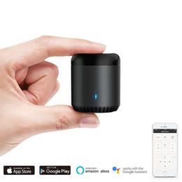 apfel app fernbedienung Rabatt Mini 3 WIFI IR Fernbedienung für Smart Home Automation von APP Für Xiaomi Phone Apple mit Google Home Mini